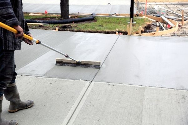 stamped concrete Rockford